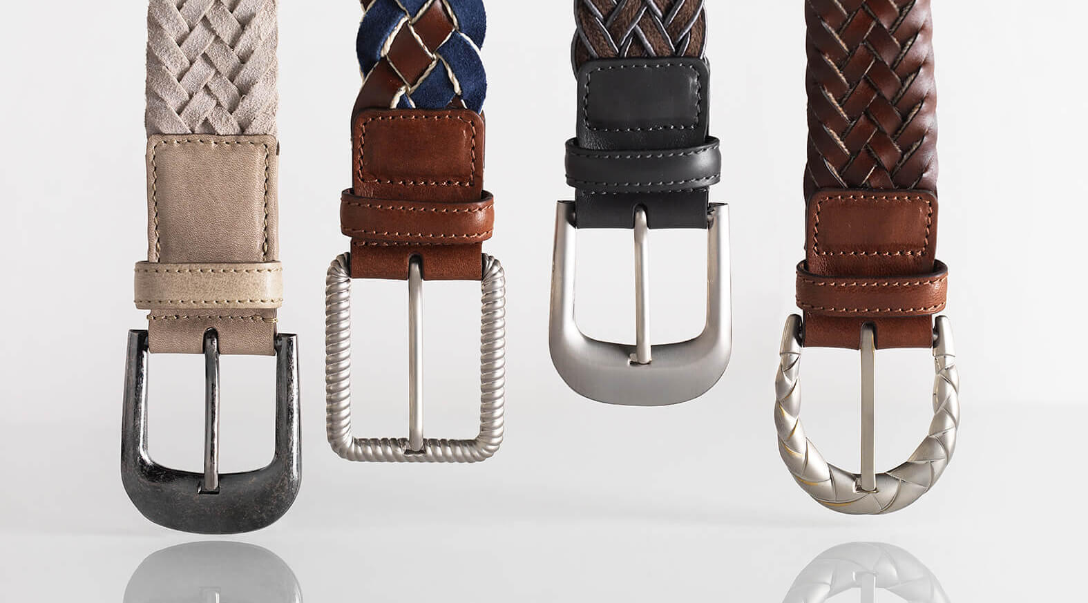 leather accessories buckles